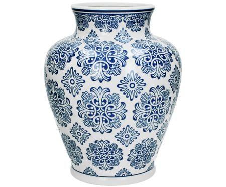 Vaso decorativo in porcellana Lin