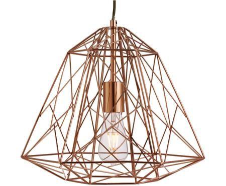 Závesné svietidlo Geometric Cage