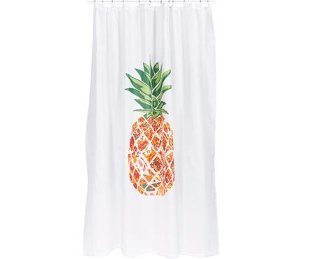 Sprchový záves s ananásovým motívom Pineapple