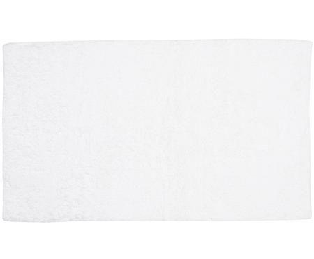 Velký bílý koupelnový kobereček Luna