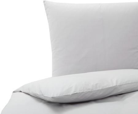 Bavlnená posteľná bielizeň Weekend, svetlosivá