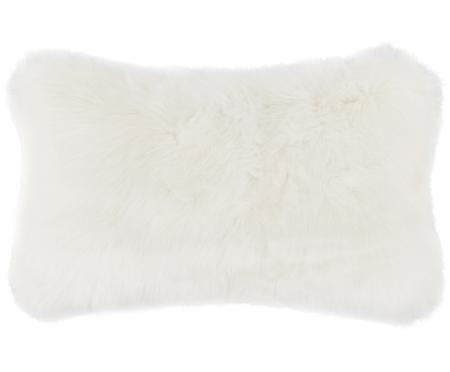 Povlak na polštář z umělé kožešiny Mathilde, hladký