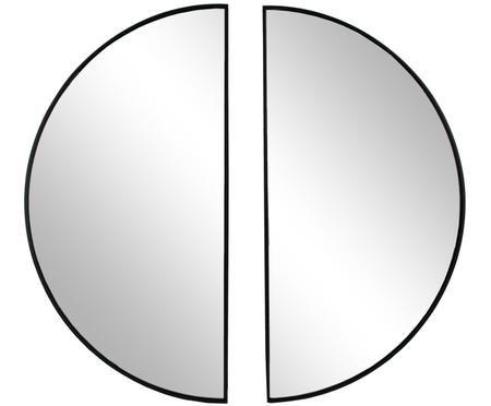 Specchio da parete con cornice Michael 2 pz