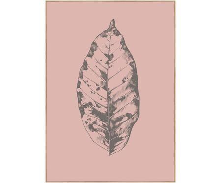 Oprawiony druk cyfrowy Botanica