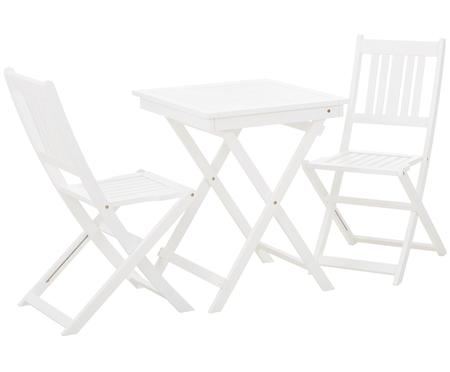Muebles de jardín Skyler, 3pzas.