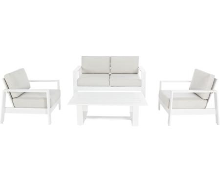 Garten-Lounge-Set Atlantic, 4-tlg.