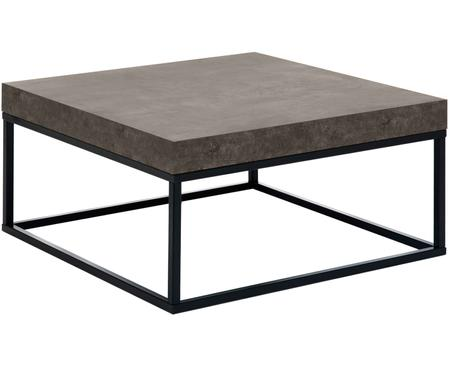 Tavolino da salotto effetto cemento Ellis