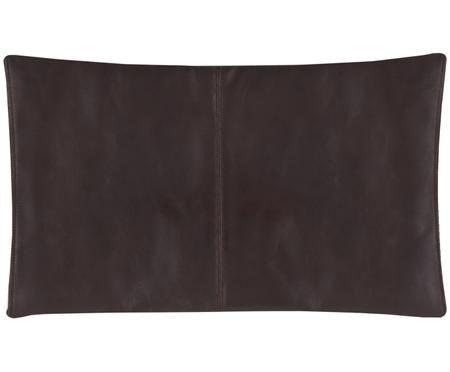 Kožený povlak na polštář Elegance