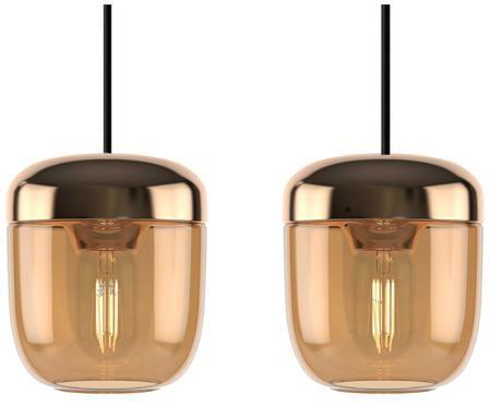 Lámpara de techo pequeña Cannonball Acorn