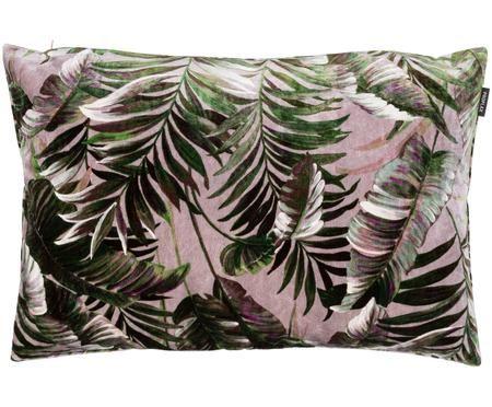 Poszewka na poduszkę z aksamitu Foglia