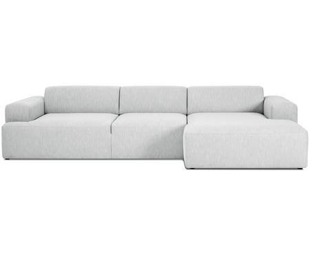 Divano con chaise-longue Marshmallow (4 posti)