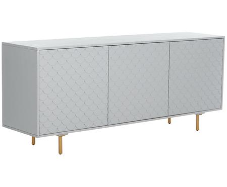 Graues Sideboard Olive