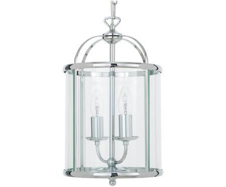 Lampa wisząca ze szkła Budgie