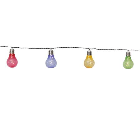 Guirlande lumineuse LED multicolore Glow