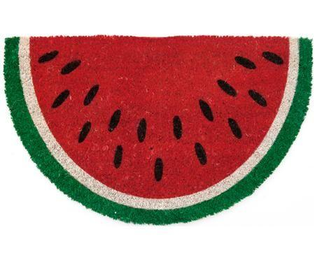 Fußmatte Watermelon