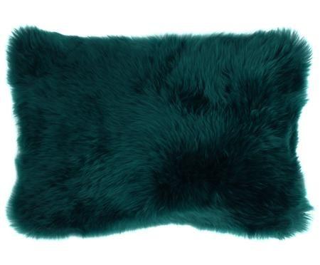 Cuscino in pelliccia di pecora Cassy