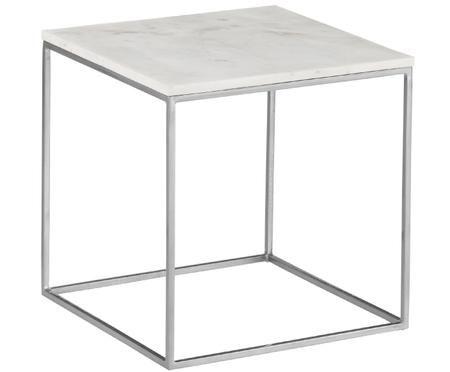 Table d'appoint en marbre Alys