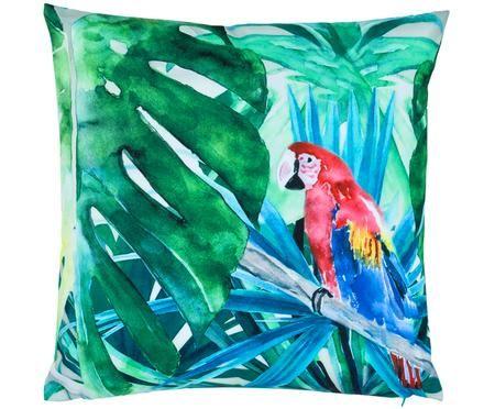 Cuscino reversibile da esterno Parrot