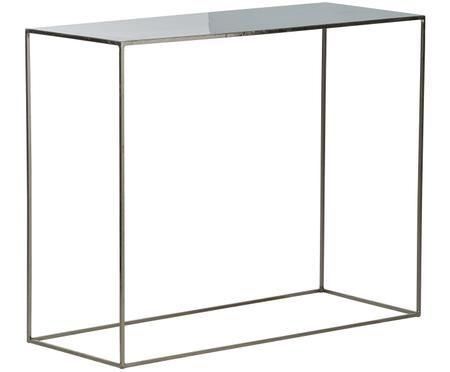 Kovový konzolový stolek Freja