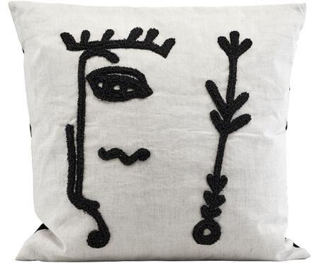 Poszewka na poduszkę z haftem Ingo