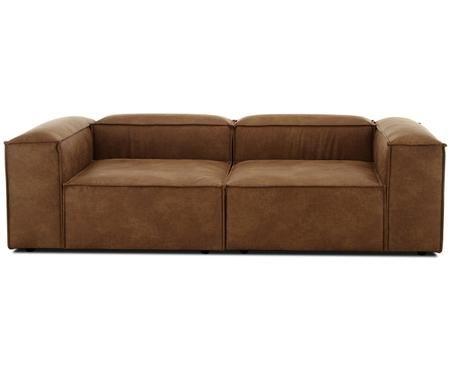 Sofa modułowa ze skóry Lennon (3-osobowa)