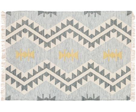 Ręcznie tkany dywan z wełny Aarhus