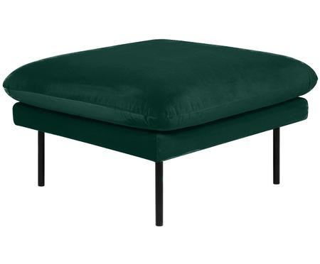 Sofa-Hocker Moby aus Samt