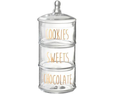 Aufbewahrungsdosen-Set  Sweets, 4-tlg.