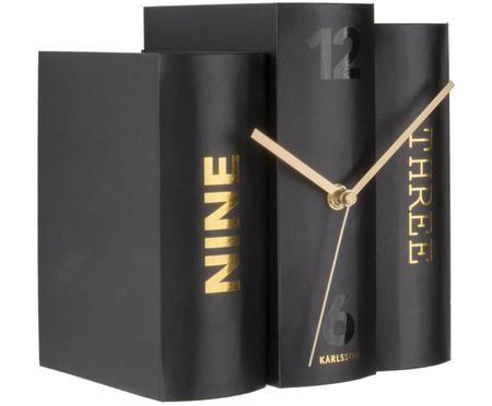 Horloge à poser Book