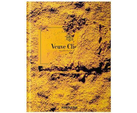 Ilustrovaná kniha Veuve Clicquot