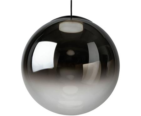 Suspension en verre miroir Relex