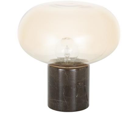 Lámpara de mesa de mármol Alma