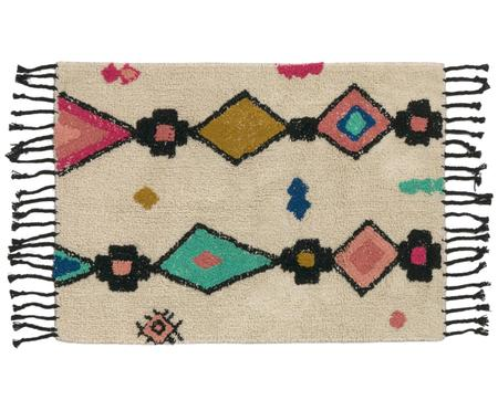Alfombra con flecos Tuareg