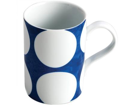 Taza Large Dots