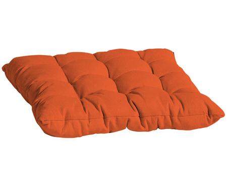 Coussin de chaise orange Panama