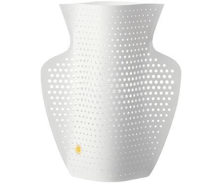 Vaso in carta decorativo fatto a mano Cyano