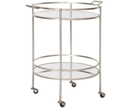 Metalen bar cart Harper