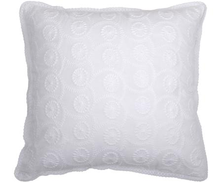 Coussin brodé Helenore
