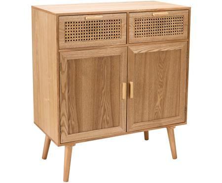 Kommode Romeo aus Holz mit Türen