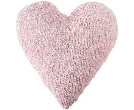Cuscino a cuore imbottito Corazón