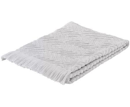 Asciugamano con motivo a rilievo Jacqui