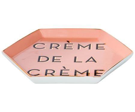 Dekoratívna nádoba Crème de la Crème