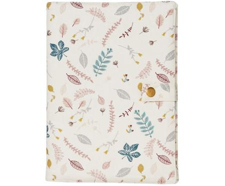 Housse de protection en coton bio Pressed Leaves
