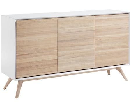 Sideboard Eunice im Skandi-Design