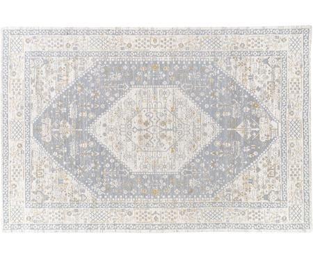 Ręcznie tkany dywan szenilowy Neapel