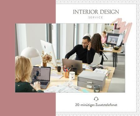 Interior Design Service 20-minütiges Zusatztelefonat