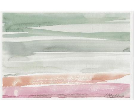 Impresión digital sobre lienzo Abstracto Sin Fin