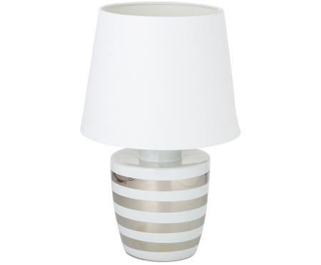 Lampa stołowa z ceramiki Sylvia
