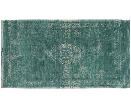 Mały dywan szenilowy Medaillon