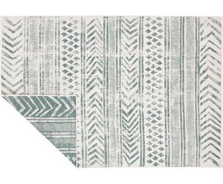 In- & Outdoor-Wendeteppich Biri mit grafischem Muster